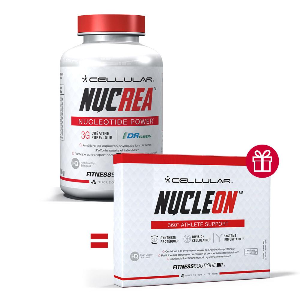 Créatines - Kre AlKalyn Cellular Pack Nucrea NucleON