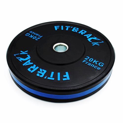Disque Olympique - Diamètre 51mm Fit' & Rack Poids Entrainement 2.0