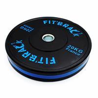 Disque Olympique - Diamètre 51mm Poids Entrainement 2.0 Fit' & Rack - Fitnessboutique