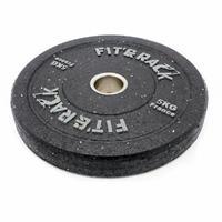 Disque Olympique - Diamètre 51mm Paire de poids WOD 5kg Fit' & Rack - Fitnessboutique