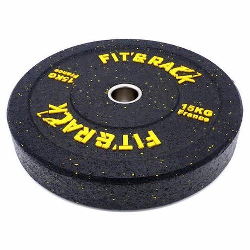 Disque Olympique - Diamètre 51mm Fit' & Rack Poids Olympique WOD 15kg
