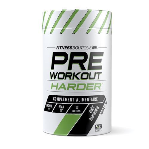 Pre Workout Pre Workout Harder