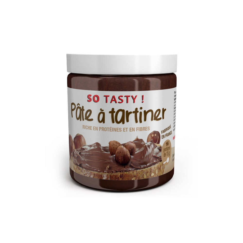 Cuisine - Snacking SoTasty Pate A Tartiner