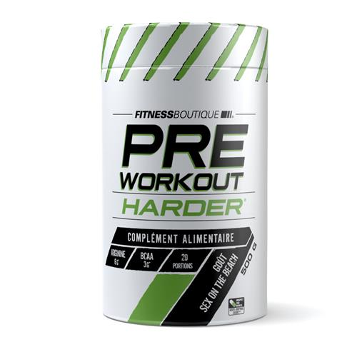 pre workout Harder Pre Workout Harder