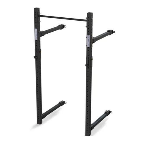 Cage à Squat Fit' & Rack Belenos Compétition - noir