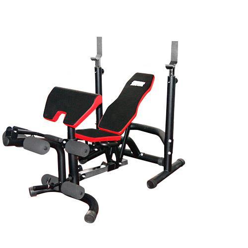 Banc de Musculation Black Bench Fitness Doctor - Fitnessboutique