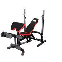 Banc de musculation Black Bench Fitness Doctor - Fitnessboutique
