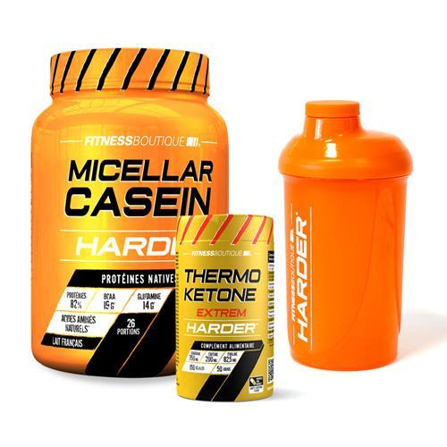 Protéines de sèche Pack Sèche Harder