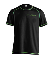 Vetement de sport homme haut du corps Harder T Shirt Homme Harder