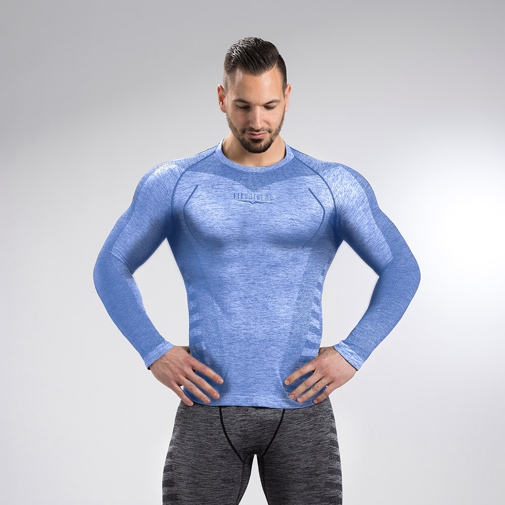 Fit Drivers T Shirt Manches Longues