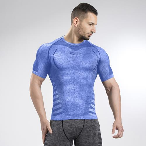 T-shirts Fit Drivers T Shirt Technical Compression Homme