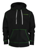 Vetement de sport homme haut du corps Sweat Capuche Zippe Homme Harder