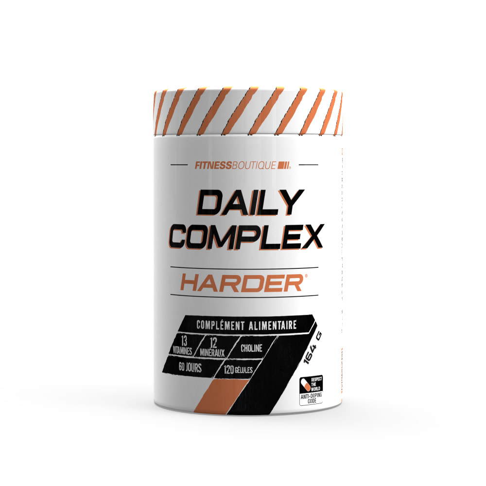 Harder Daily Complex