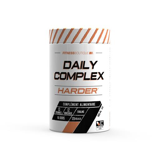 Pre Workout Daily Complex
