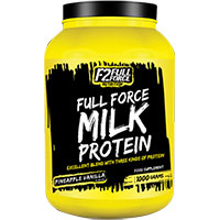 Protéines de sèche Full Force Milk Protein