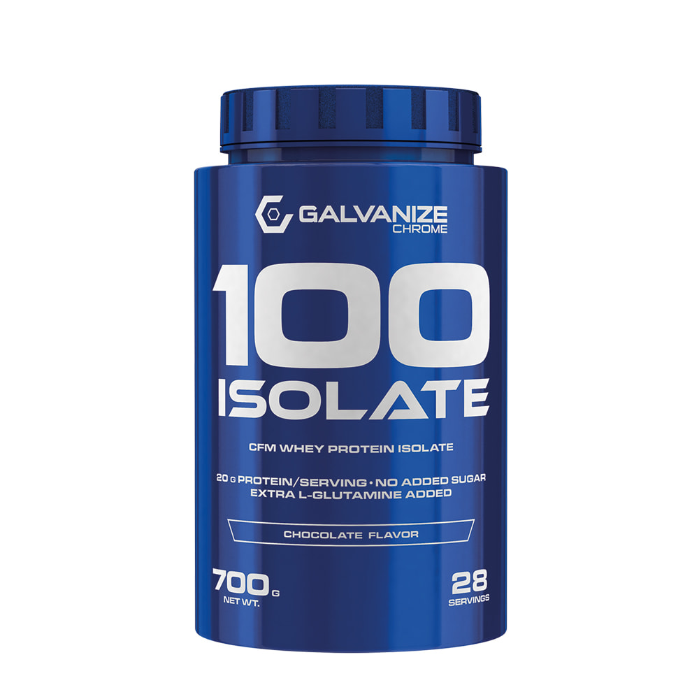 Galvanize Chrome 100 Whey Isolate