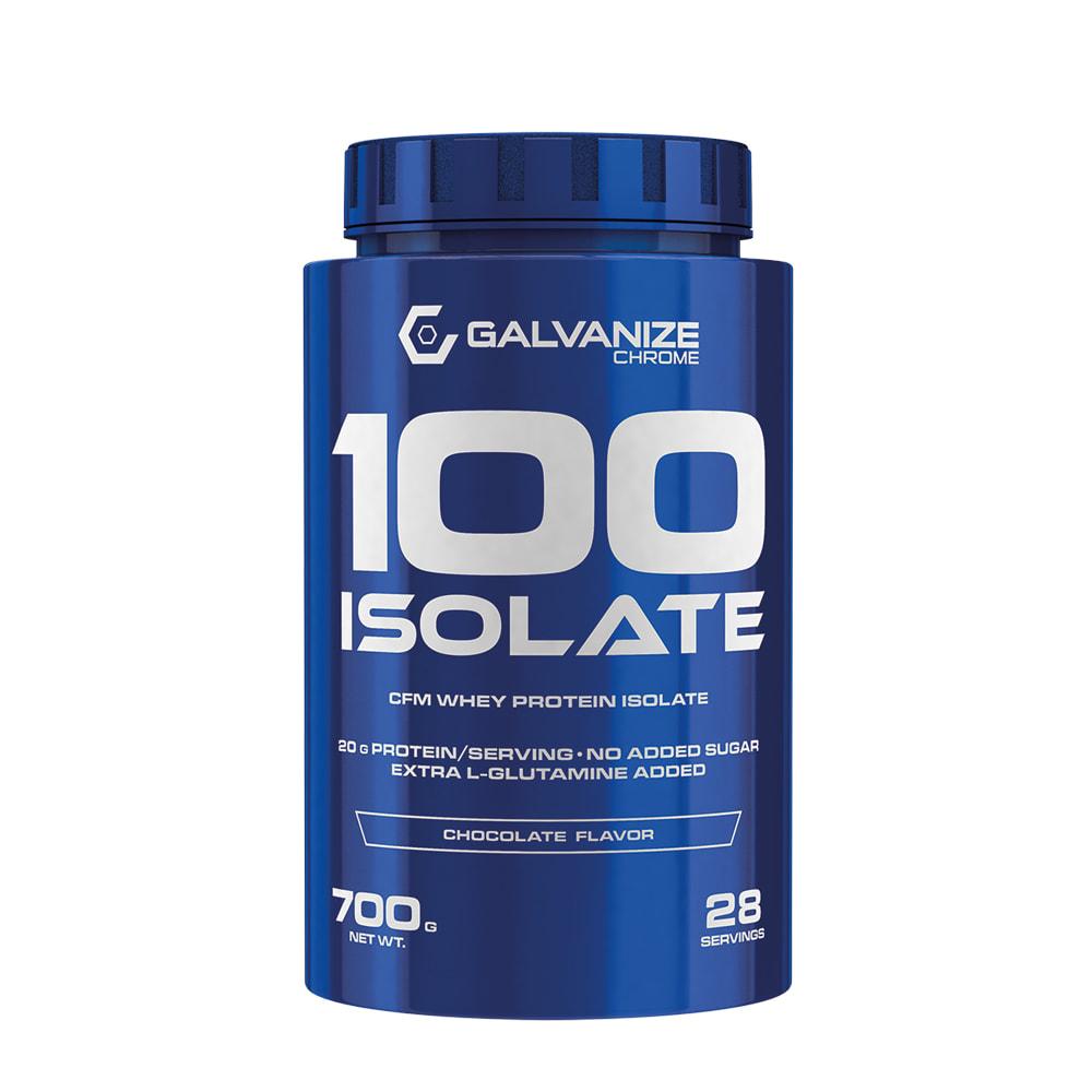 Protéines Galvanize Chrome 100 Whey Isolate
