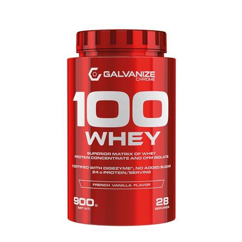 Protéines Galvanize Chrome 100 Whey Protein
