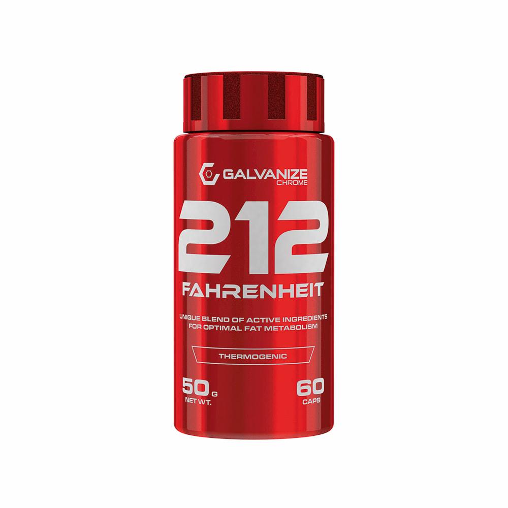 Galvanize Chrome 212 Fahrenheit