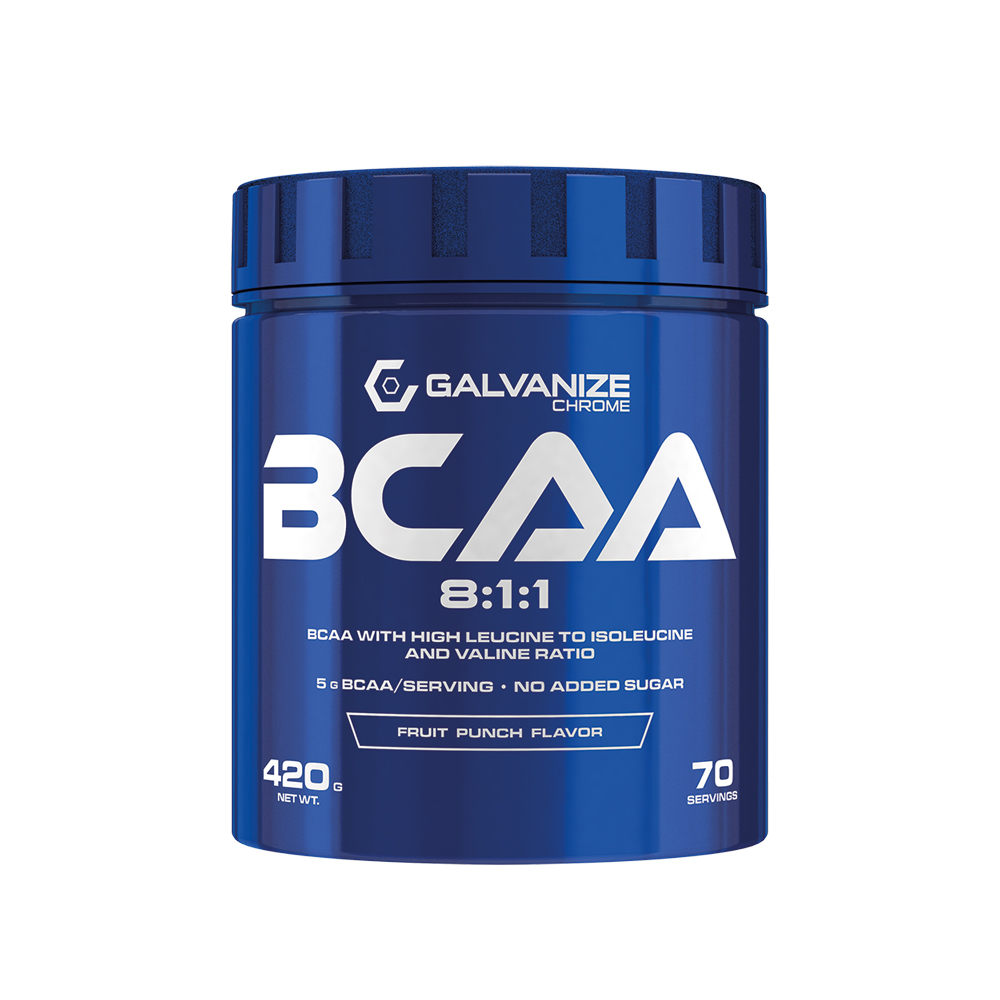 Galvanize Chrome BCAA 811