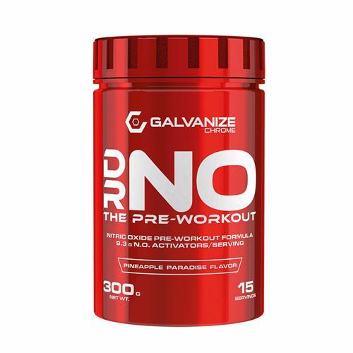 pre workout Galvanize Chrome Dr NO Energizer Preworkout