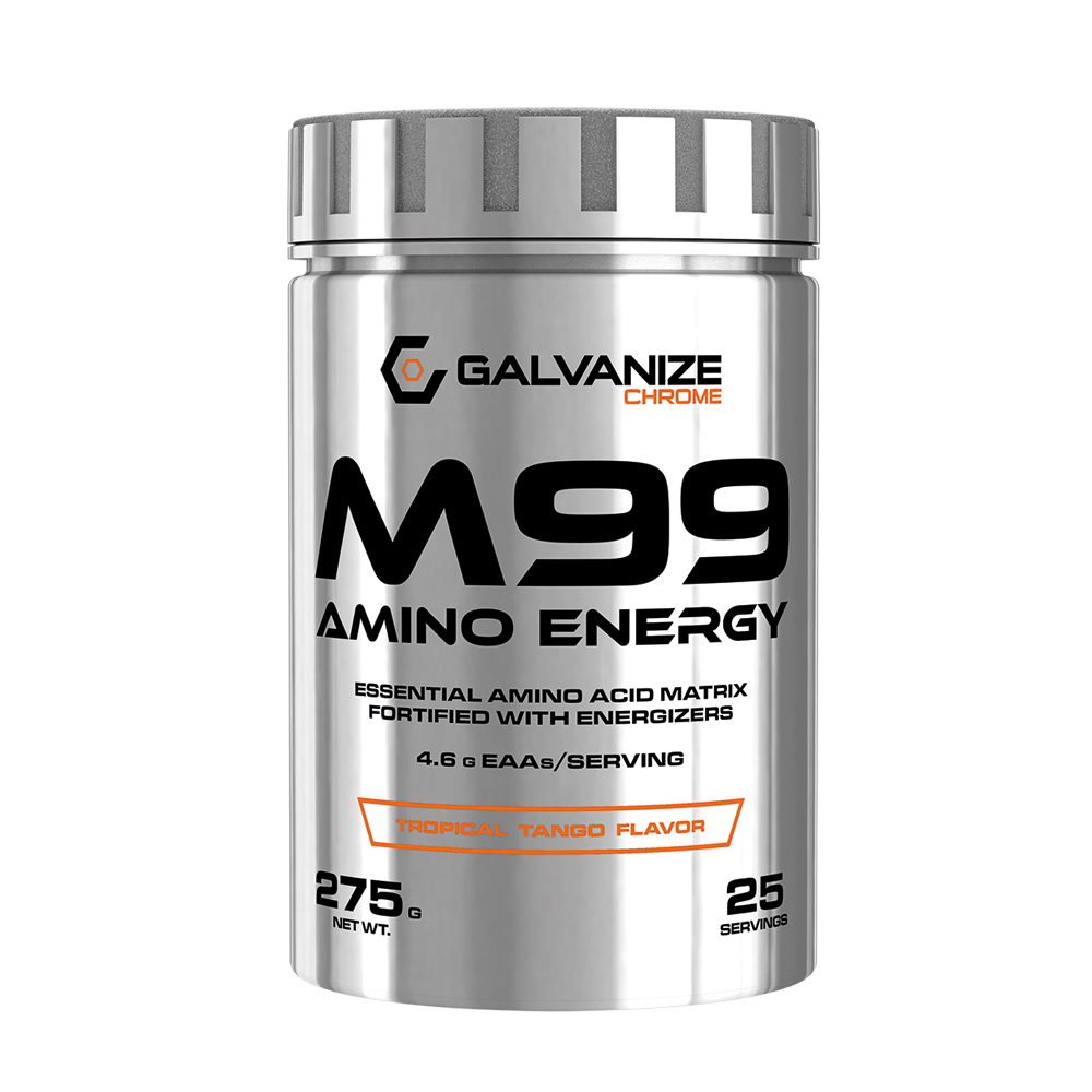 pre workout Galvanize Chrome M99
