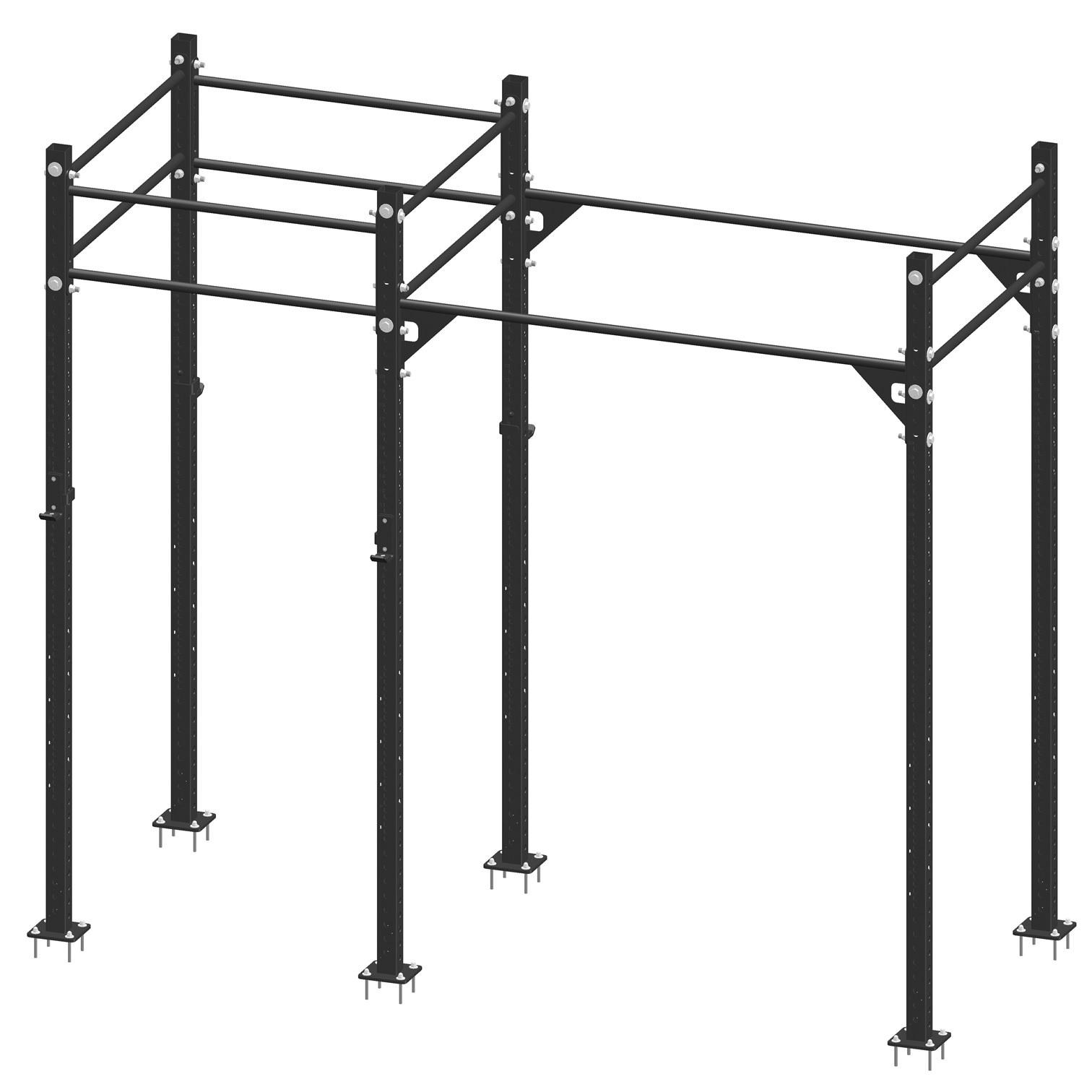 GorillaGrip Rigs Standards Court Série 3.0