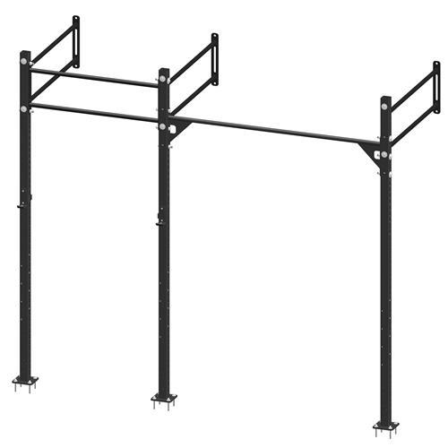 Circuit Training GorillaGrip Wallmounts Court Série 3.0