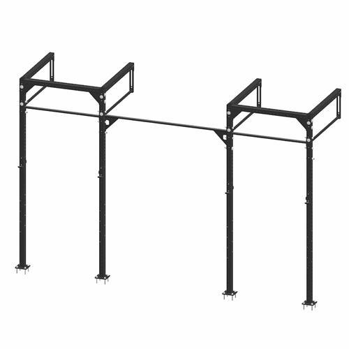 Circuit Training GorillaGrip Wallmounts Renforcés Série 3.0