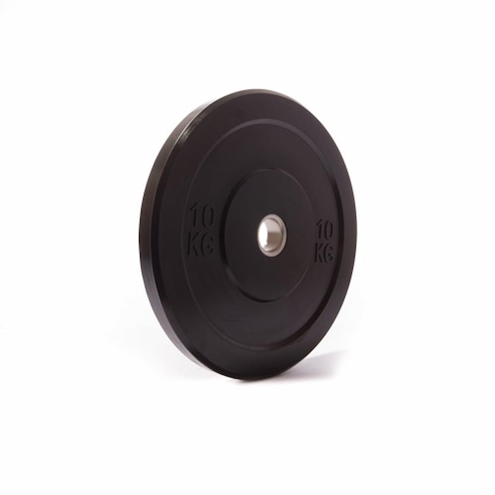GorillaGrip Bumper Plate IWF - 10 KG