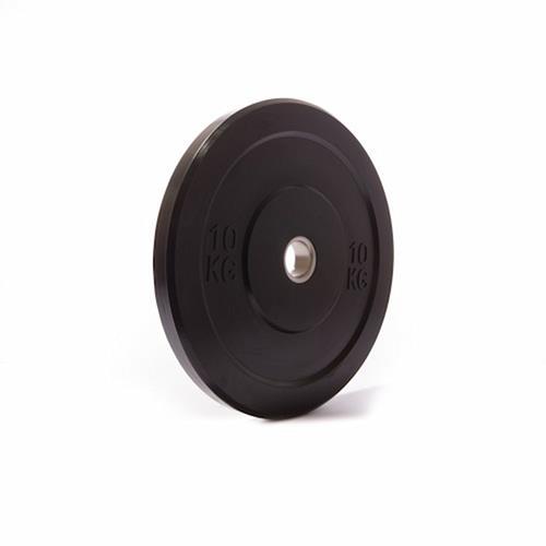 Disque Olympique - Diamètre 51mm GorillaGrip Bumper Plate IWF - 10 KG