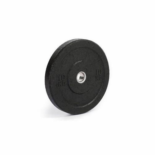 Disque Olympique - Diamètre 51mm GorillaGrip Hi TEMP Bumper 51 mm - 10 kg