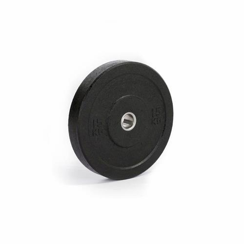 Disque Olympique - Diamètre 51mm GorillaGrip Hi TEMP Bumper 51 mn - 15 kg