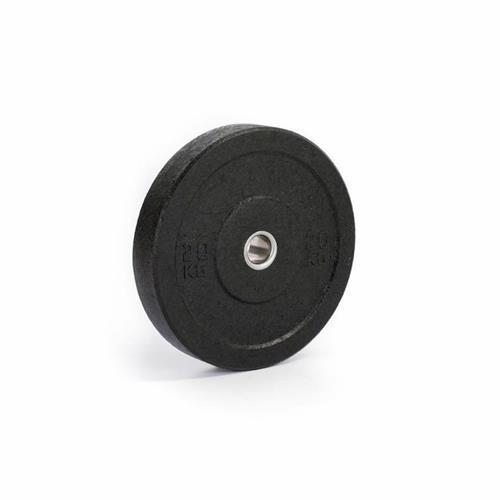 Disque Olympique - Diamètre 51mm Hi TEMP Bumper 51 mm - 20 kg GorillaGrip - Fitnessboutique