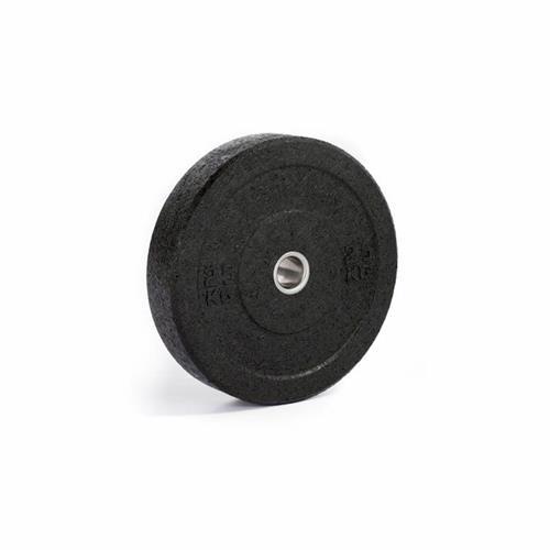 Disque Olympique - Diamètre 51mm GorillaGrip Hi TEMP Bumper 51 mm - 25 kg