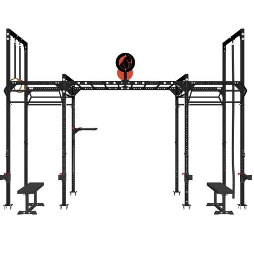 cage squat musculation fitnessboutique. Black Bedroom Furniture Sets. Home Design Ideas