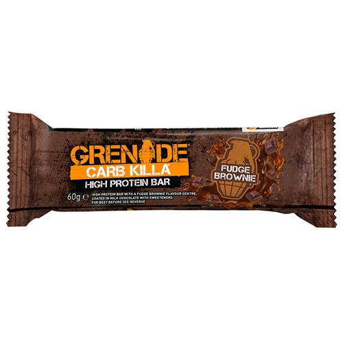 Barres protéinées GRENADE Carb Killa High Protein Bar
