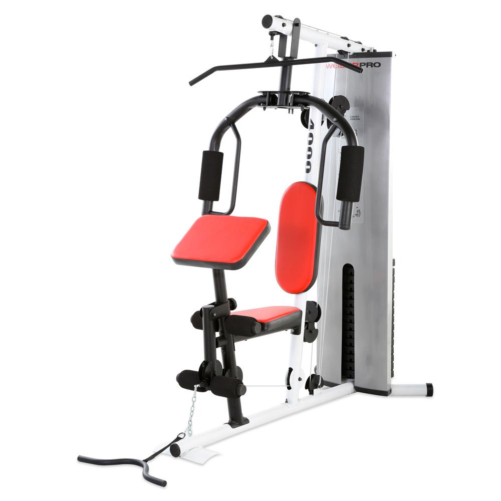banc de musculation weider 4500
