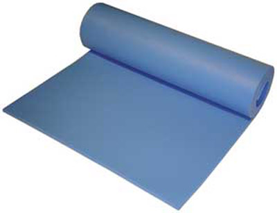 Natte de gym tapis de protection gvg sport basic gym for Tapis protection sol cuisine