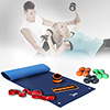 Natte de gym - Tapis de protection Pack Du Coach