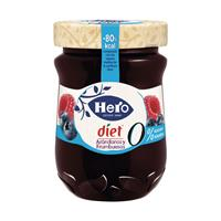 Cuisine - Snacking Confiture de Myrtille Framboise Diet Hero - Fitnessboutique