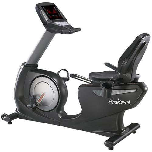 Vélo d'appartement Recumbent Generator II Reconditionné Heubozen - Fitnessboutique