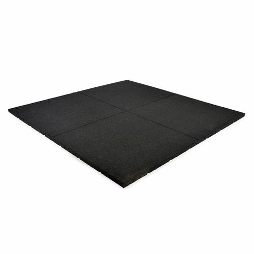 Protections de sol Heubozen Dalle noire 1x1m - 20mm
