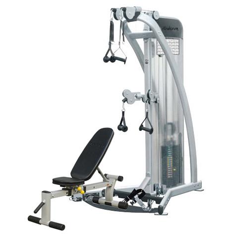 Appareil de Musculation Heubozen Câble Tower + banc