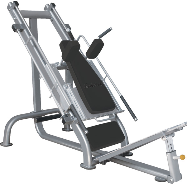Poste cuisses et mollets - Heubozen Leg Press Hack Squat