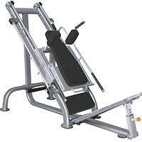 Poste Cuisses et Mollets Heubozen Leg Press Hack Squat