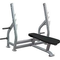 Banc de Musculation Banc Plat Développé Couché Heubozen - Fitnessboutique
