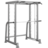 Smith Machine et Squat Max Rack 3D Heubozen - Fitnessboutique