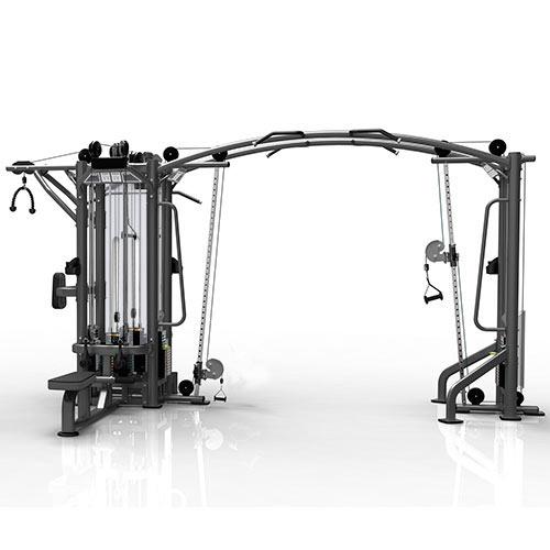appareil de musculation heubozen jungle machine 5 postes. Black Bedroom Furniture Sets. Home Design Ideas