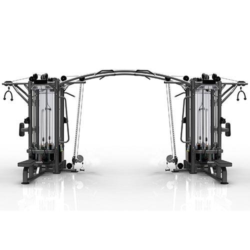 appareil de musculation heubozen jungle machine 8 postes. Black Bedroom Furniture Sets. Home Design Ideas